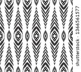 seamless pattern for home decor ... | Shutterstock .eps vector #1366561577
