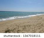 seashore landscape view  sea...   Shutterstock . vector #1367018111
