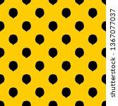 hazelnut pattern seamless...   Shutterstock .eps vector #1367077037