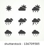 clear,climate,cloud,cloudy,cold,design,drop,element,forecast,graphic,grey,heat,hot,icon,illustration