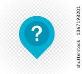 vector question mark arrow icon ...