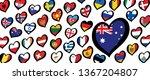 song festival euro songfestival ... | Shutterstock .eps vector #1367204807