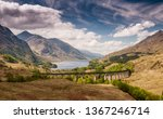 The Glenfinnan Viaduct Carries...