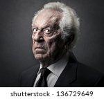 Portrait Of Senior Bad...