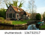 Fine Country View In Giethoorn  ...