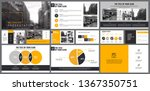 yellow  white and black...   Shutterstock .eps vector #1367350751