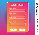 stylish login window for your...