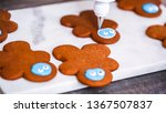 step by step. decorating... | Shutterstock . vector #1367507837