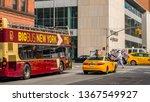 manhattan  new york city us  ... | Shutterstock . vector #1367549927