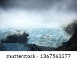 beautiful franz josef glacier... | Shutterstock . vector #1367563277