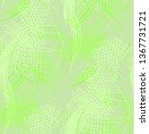 various pen hatches. seamless... | Shutterstock .eps vector #1367731721