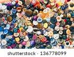 Assortment Of Various Buttons...
