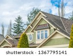 the top of the house or... | Shutterstock . vector #1367795141