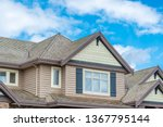 the top of the house or... | Shutterstock . vector #1367795144