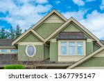 the top of the house or... | Shutterstock . vector #1367795147