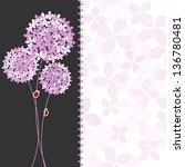 Springtime Purple Pink...
