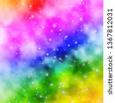 light multicolor vector pattern ... | Shutterstock .eps vector #1367812031