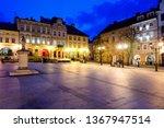 bielsko biala  poland   april 9 ...   Shutterstock . vector #1367947514