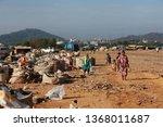 kota kinabalu  sabah  malaysia  ...   Shutterstock . vector #1368011687