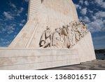 lisbon  portugal  circa august... | Shutterstock . vector #1368016517