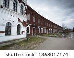brest  belarus  circa march... | Shutterstock . vector #1368017174