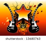 illustration of electric... | Shutterstock . vector #13680763