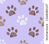 Seamless Pattern For Textile...