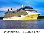 klaipeda lithuania may 28 2015... | Shutterstock . vector #1368361754