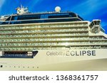 klaipeda lithuania may 28 2015... | Shutterstock . vector #1368361757