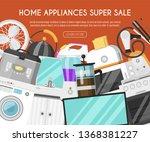appliances online store banner...