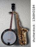 banjo   saxophone