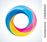 Abstract Infinite Loop Logo...