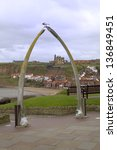 Whitby Whalebones Framing The...