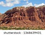 capitol reef national park in... | Shutterstock . vector #1368639431