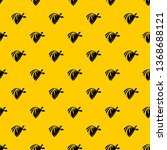 cowboy neckerchief pattern... | Shutterstock .eps vector #1368688121