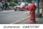 fire hydrant emergency | Shutterstock . vector #1368737387