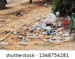 sihanoukville  cambodia. 2019... | Shutterstock . vector #1368756281