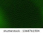 binary code as digital... | Shutterstock . vector #1368761504