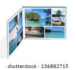 Photobook With Beach Photos...