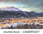 breckenridge  colorado  usa...