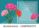 horizontal template for mother... | Shutterstock .eps vector #1368906374