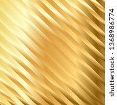 golden gradient diagonal... | Shutterstock .eps vector #1368986774