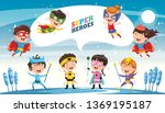 vector illustration of... | Shutterstock .eps vector #1369195187