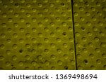 a close up of yellow tactile... | Shutterstock . vector #1369498694