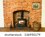 Traditional Brickwork Stove An...