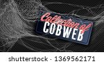 collection of cobweb  isolated... | Shutterstock .eps vector #1369562171