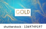 abstract gold wave texture....   Shutterstock .eps vector #1369749197