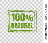 100  natural product...   Shutterstock .eps vector #1369775531
