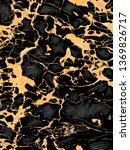 luxury gold marble vector...   Shutterstock .eps vector #1369826717
