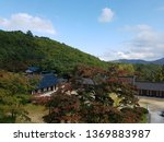chungamsa temple  gimcheon ... | Shutterstock . vector #1369883987